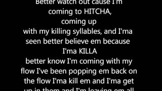 Download FAST RAP LYRICS-Crucified-Youtube Choppers Verse(Fast Part) Video