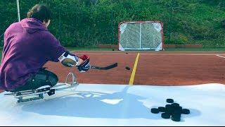 Download Sledge Hockey Slovakia 2017 Video