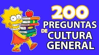 Download 200 PREGUNTAS DE CULTURA GENERAL 😲 Video