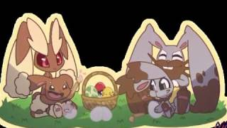 Download Pokemon: Happy Easter (Speedpaint) Video