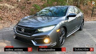 Download The 2020 Honda Civic Hatch Remains The Best Driving Affordable Small Car, Period. Video