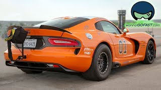 Download 4700HP Worth of Vipers Battle the 1/2 Mile! Video