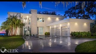 Download $5 Million dollar Modern Masterpiece in Jacksonville Video