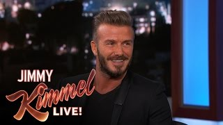 Download David Beckham on Retirement Video