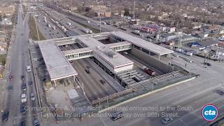 Download 95th/Dan Ryan Terminal Improvement Project - Phase One Video