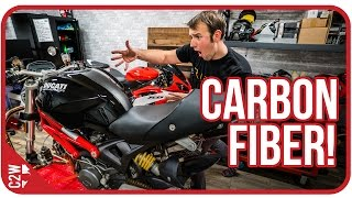 Download Once you go black...[Wrecked Bike Rebuild - Ep. 07 - Ducati Monster 1100] Video