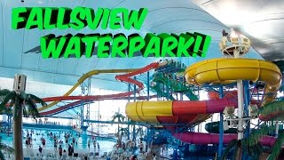 Download Fallsview Indoor Waterpark Niagara Falls Walkthrough Video