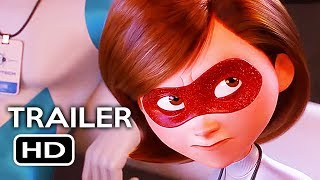 Download Incredibles 2 Official Trailer #3 (2018) Disney Pixar Animated Kids Movie HD Video