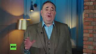Download Alex Salmond show ... coming up on RT Video