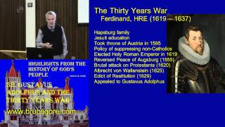 Download 32. Gustavus Adolphus and the Thirty Years War Video