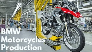 Download BMW Motorcycles Production Video
