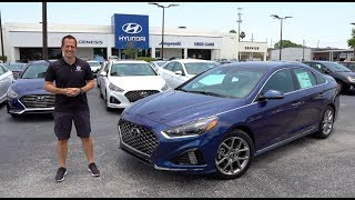 Download BUY a 2019 Hyundai Sonata Limited Turbo or WAIT for the 2020 Sonata? Video