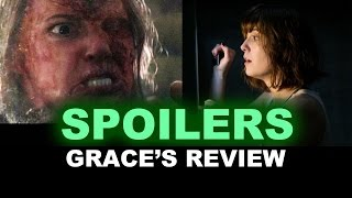 Download 10 Cloverfield Lane Movie Review SPOILERS - Beyond The Trailer Video