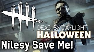 Download Nilesy Save Me! | Dead by Daylight Survivor with HybridPanda and Nilesy Video