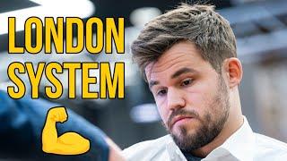 Download Magnus Carlsen 'Flexes' the London System | 2019 World Rapid & Blitz Chess Championship (Day 2) Video