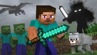 Download Animation Life (Minecraft Animation) Video