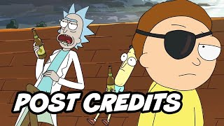 Download Rick and Morty Season 4 Episode 3 Post Credit Scene - Evil Morty Teaser Theory Video