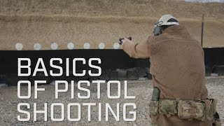 Download How to Shoot a Pistol | Handgun | Special Forces Fundamentals | Tactical Rifleman Video