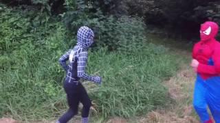 Download Spiderman Contre le Venom vrai Combat - super-héros Video