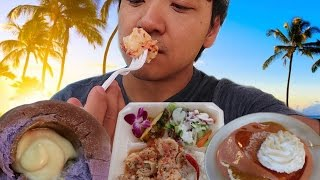 Download OMG The SPICY Shrimp! Oahu Hawaii Food Tour Video