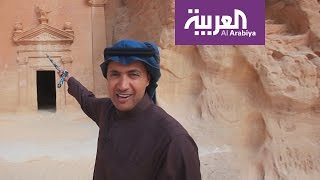 Download #على خطى العرب يسجل اكتشافاً جديداً Video