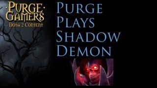 Dota 2 Purge Plays Shadow Demon