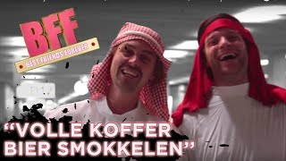 Download Verkleed als sjeiks door de douane | DUBAI & OMAN - VJVMJHH | Bucket Boys Video
