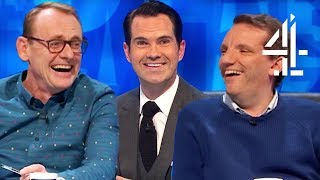 Download Jimmy Carr KILLS IT With His Brexit Joke!! | Best Insults Pt. 6 | 8 Out of 10 Cats Does Countdown Video