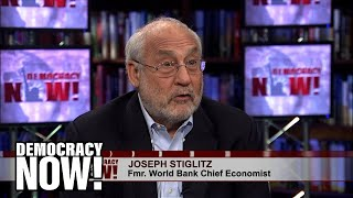Download Nobel Economist Joseph Stiglitz Hails New BRICS Bank Challenging U.S.-Dominated World Bank & IMF Video