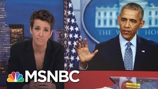 Download President Barack Obama Exits With Long List Of Accomplishments | Rachel Maddow | MSNBC Video