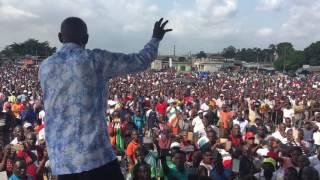 Download Discours de Mamadou Koulibaly (LIDER) à la place Ficgayo: Voilà ce que nous allons faire... Video