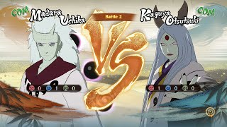 Download Naruto Shippuden: Ultimate Ninja Storm 4, Madara Uchiha (Six Paths) VS Kaguya Otsutsuki! Video
