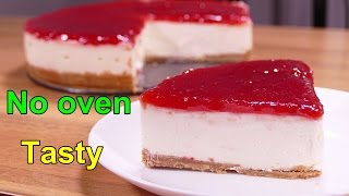 Download The easiest cheesecake of the world!! - tasty dessert recipes Video