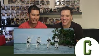 Download Rogue One: A Star Wars Story - Celebration Reel Reaction & Review Video