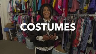Download Touring the Stuck in the Middle Costume Department Video