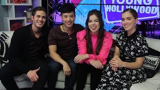 Download Hailee Steinfeld & EDGE OF SEVENTEEN Cast Talk First Crushes Video