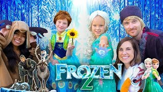 Download FROZEN 2 HALLOWEEN SPECIAL ❄ The Johnson Fam Halloween Special 2018 Video
