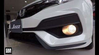 Download รีวิว 2017 Honda Jazz 1.5 RS + ใหม่ รุ่นท็อปสุด ราคา 7.54 แสนบาท Video