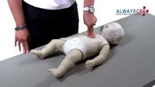Download Infant Choking and Infant CPR Demonstration Video