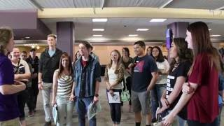 Download What to Expect at New Student Orientation Video