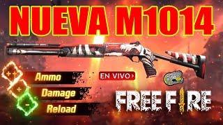 Download -🔴 Nuevo Luck Royale de Armas - FREE FIRE - Escopeta M1014 *DESTRUCTION* Video