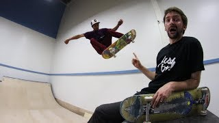 Download BRAILLE HOUSE MINI RAMP SESSION Video