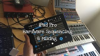 Download iPad Hardware Sequencing and Mixing : Hardware Connections Video