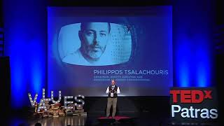 Download Το μέτρο ως αξία | Philippos Tsalahouris | TEDxPatras Video