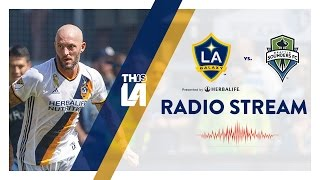 Download LIVE RADIO: LA Galaxy vs. Seattle Sounders | September 25, 2016 Video