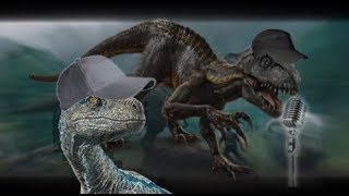 Download ♪ JURASSIC WORLD FALLEN KINGDOM THE MUSICAL (non animated version of lhugueny's song) Video