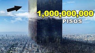 Download ¿Qué pasa si un edificio está construido con miles de millones de pisos? Video