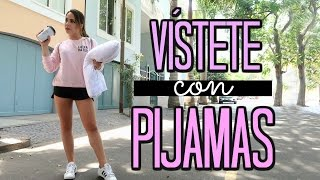 Download SAL CON TU PIJAMA! - LOOKS DE LUNES A VIERNES | What The Chic Video