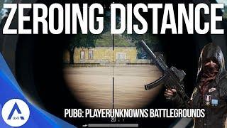 Download PUBG Xbox: Best Sensitivity Settings, Understanding Zeroing & Bullet Arcs to win 1v1 Video
