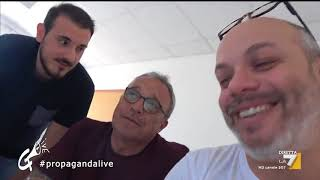 Download Propaganda Live - Claudio Amendola e i social network Video
